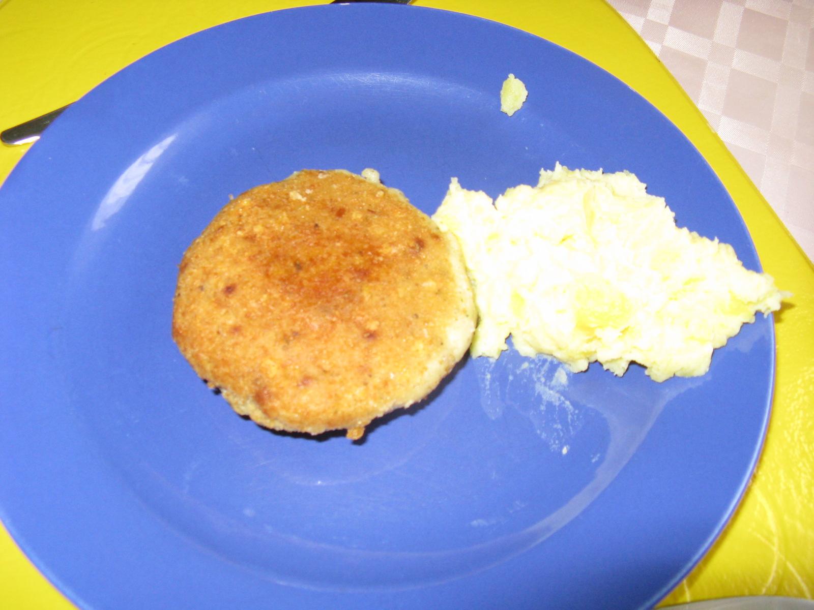 Karbanátky z vepřového masa se sýrem