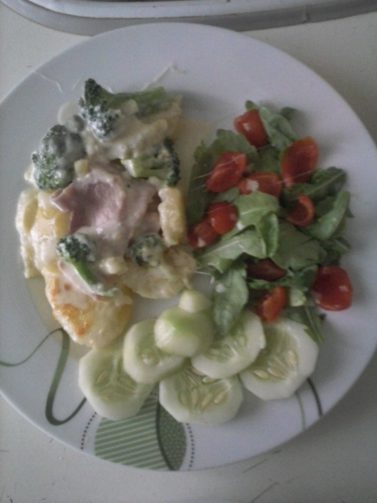 Recept Výborná zapečená brokolice se sýrem - Skvelá chutná rýchlovka;-)