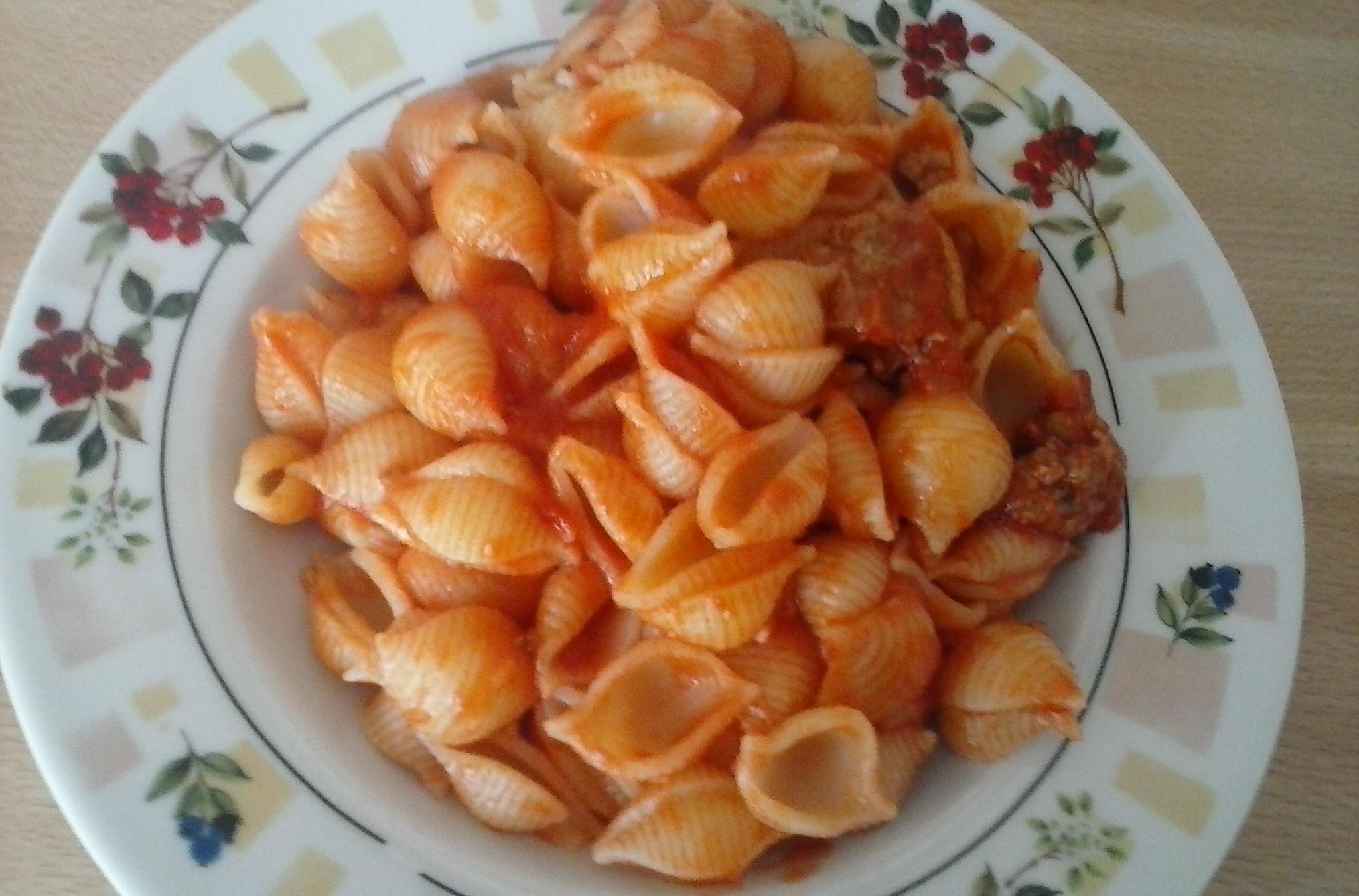 Fotografie receptu: Boloňské ragú k těstovinám