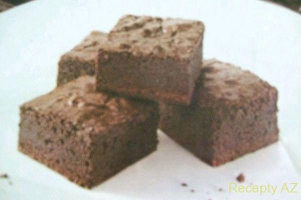 Domácí brownies