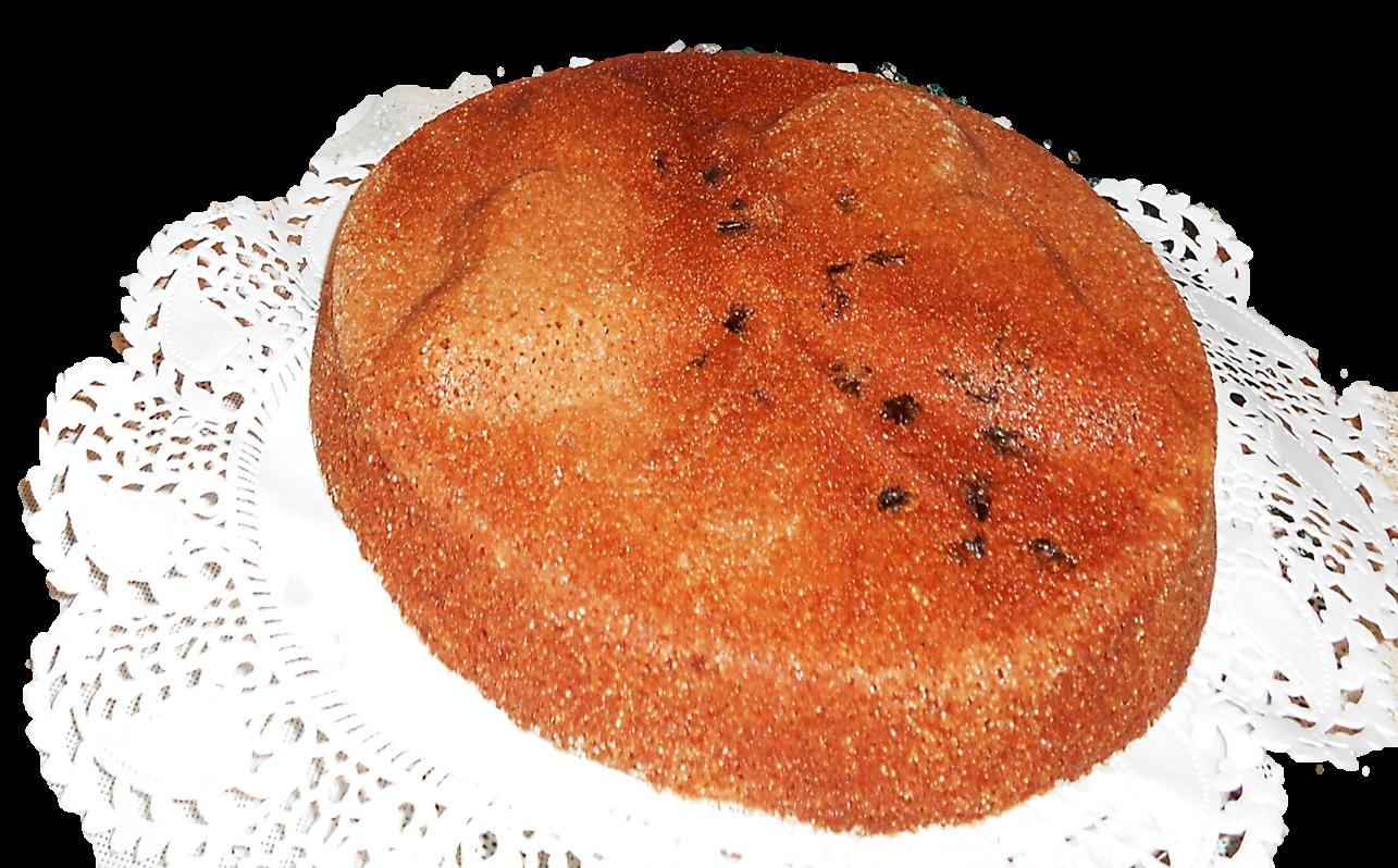 Fotografie receptu: Kakaová buchta ala černoušek s marmeládou