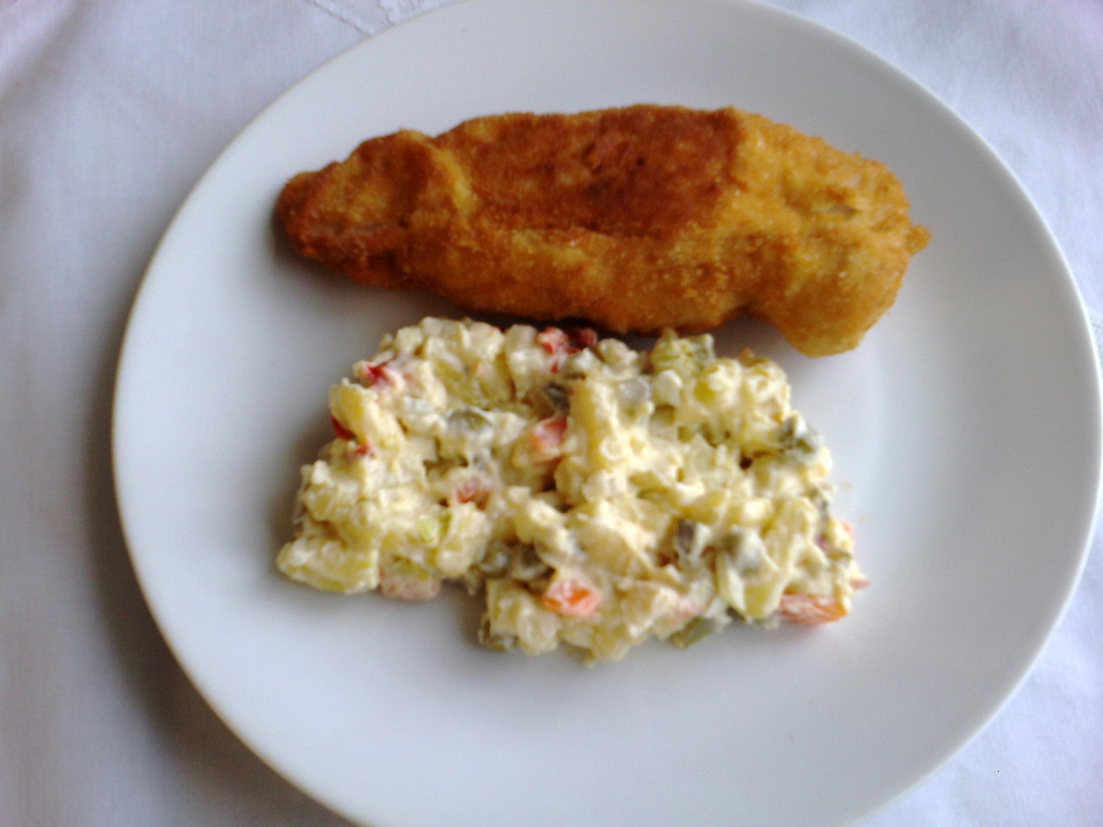 Recept Smažené kuřecí řízky Schwarz - Smažené kuřecí řízky Schwarz