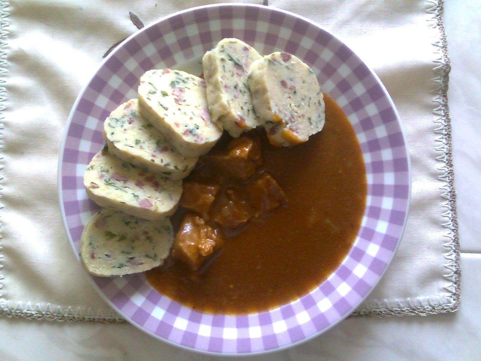 Fotografie receptu: Vepřový guláš