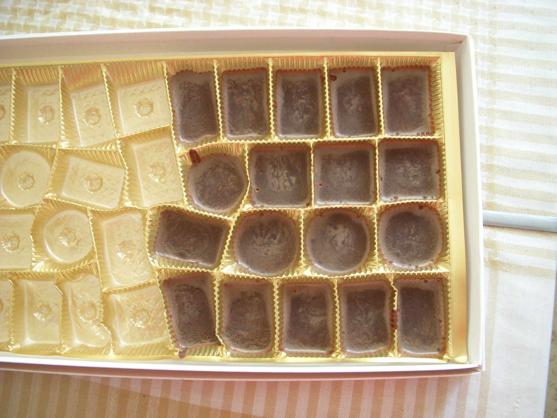 Domácí čokoláda od Pavlínky