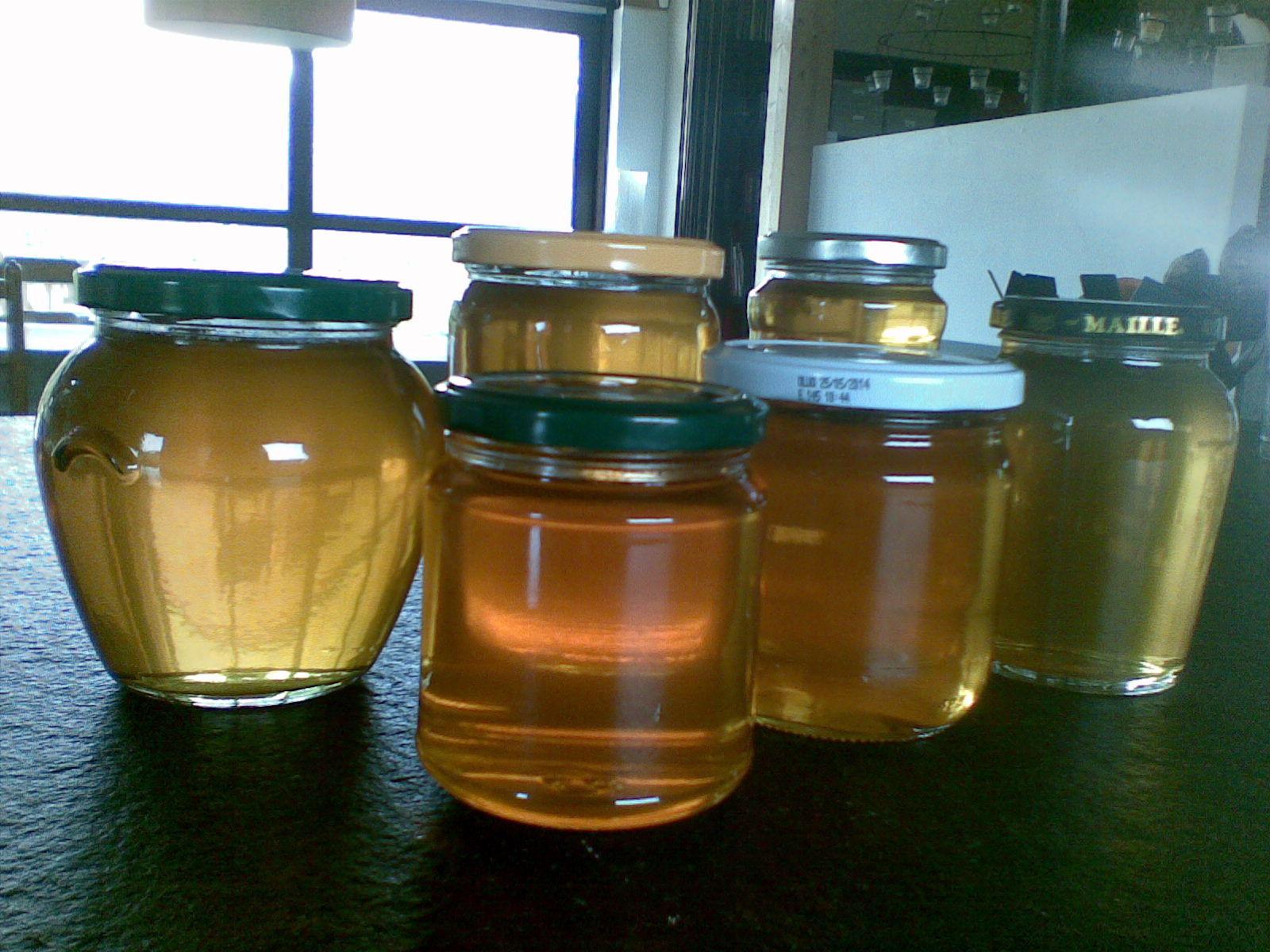 Recept Pampeliškový med - Výsledek! :)