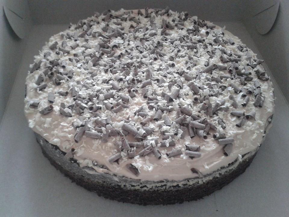 Fotografie receptu: Brownies s mascarpone
