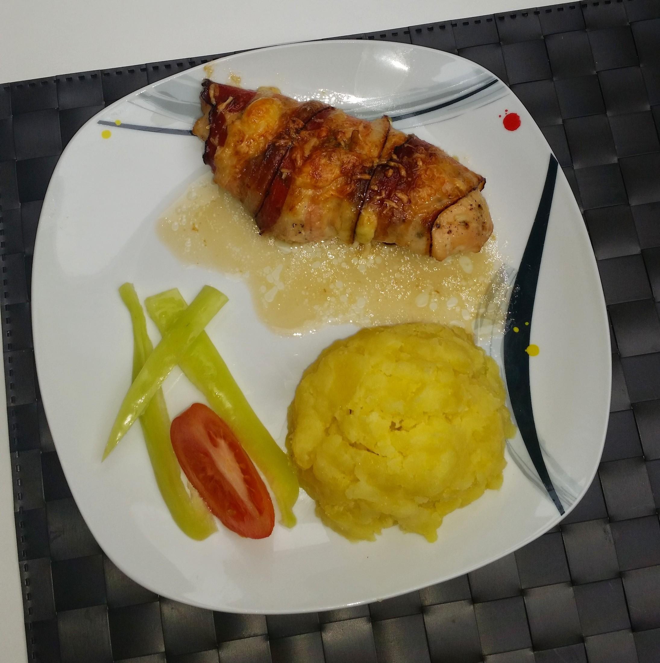 Recept Jarní kuřecí prsa - Jarní kuřecí prsa