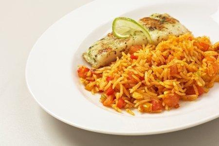 Španělská rýže