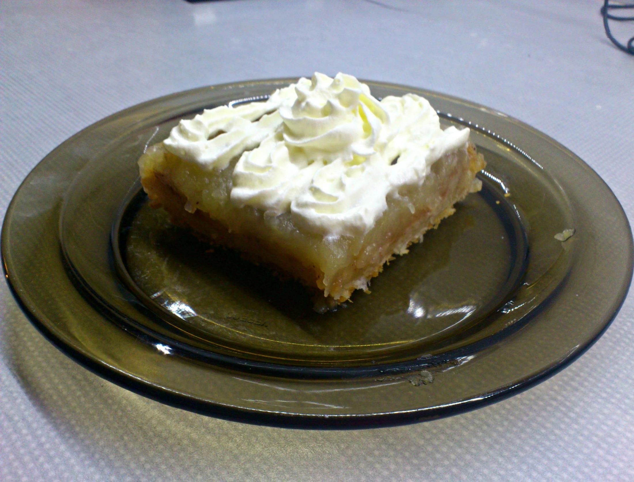 Fotografie receptu: Štrúdl jako koláč naopak