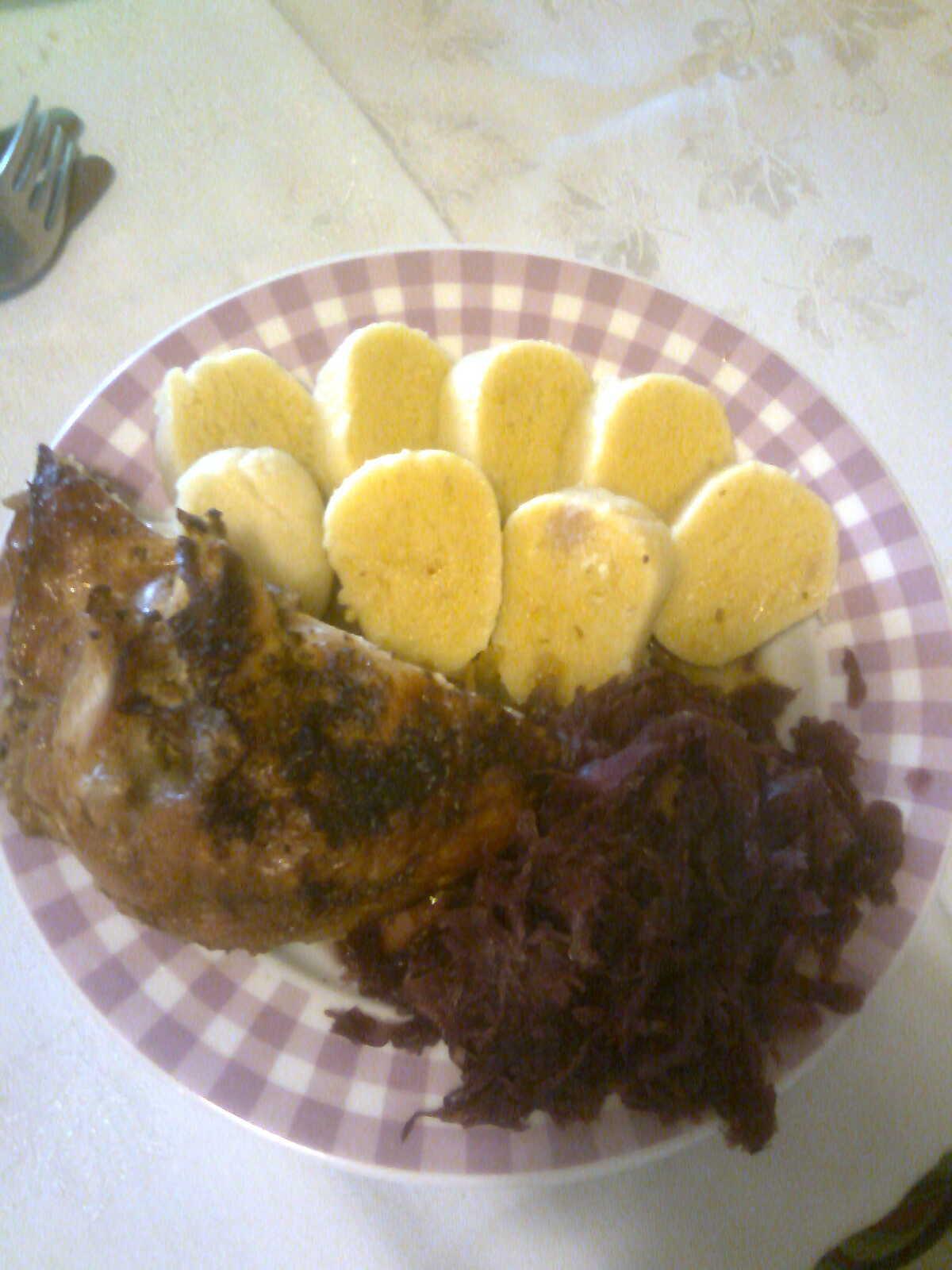 Recept Pečená krůta - Pečená krůta