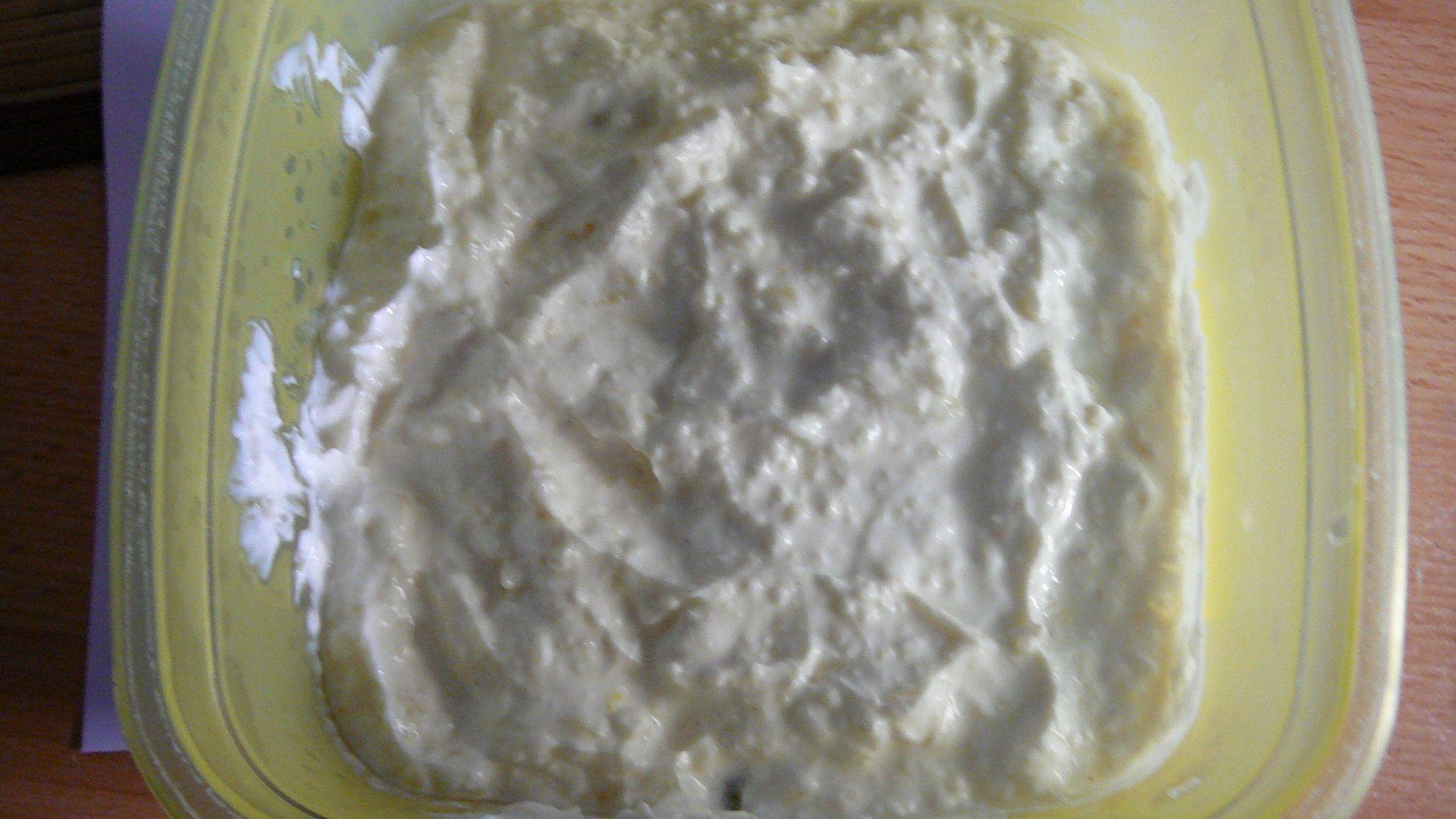 Recept Dietní tvarohovo-česneková pomazánka - Dietní tvarohovo-česneková pomazánka