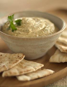 Fotografie receptu: Cizrnový humus
