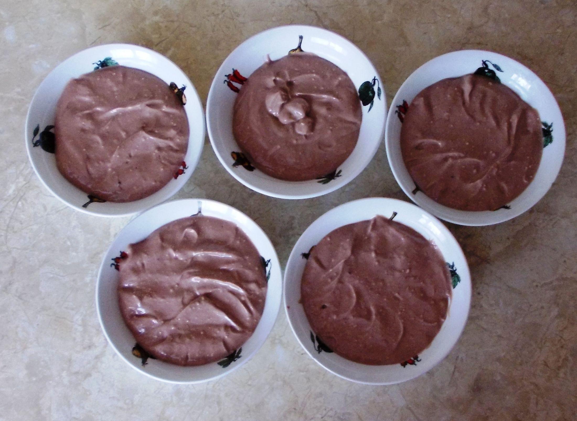 Recept Domácí čokoládový termix - Domácí čokoládový termix