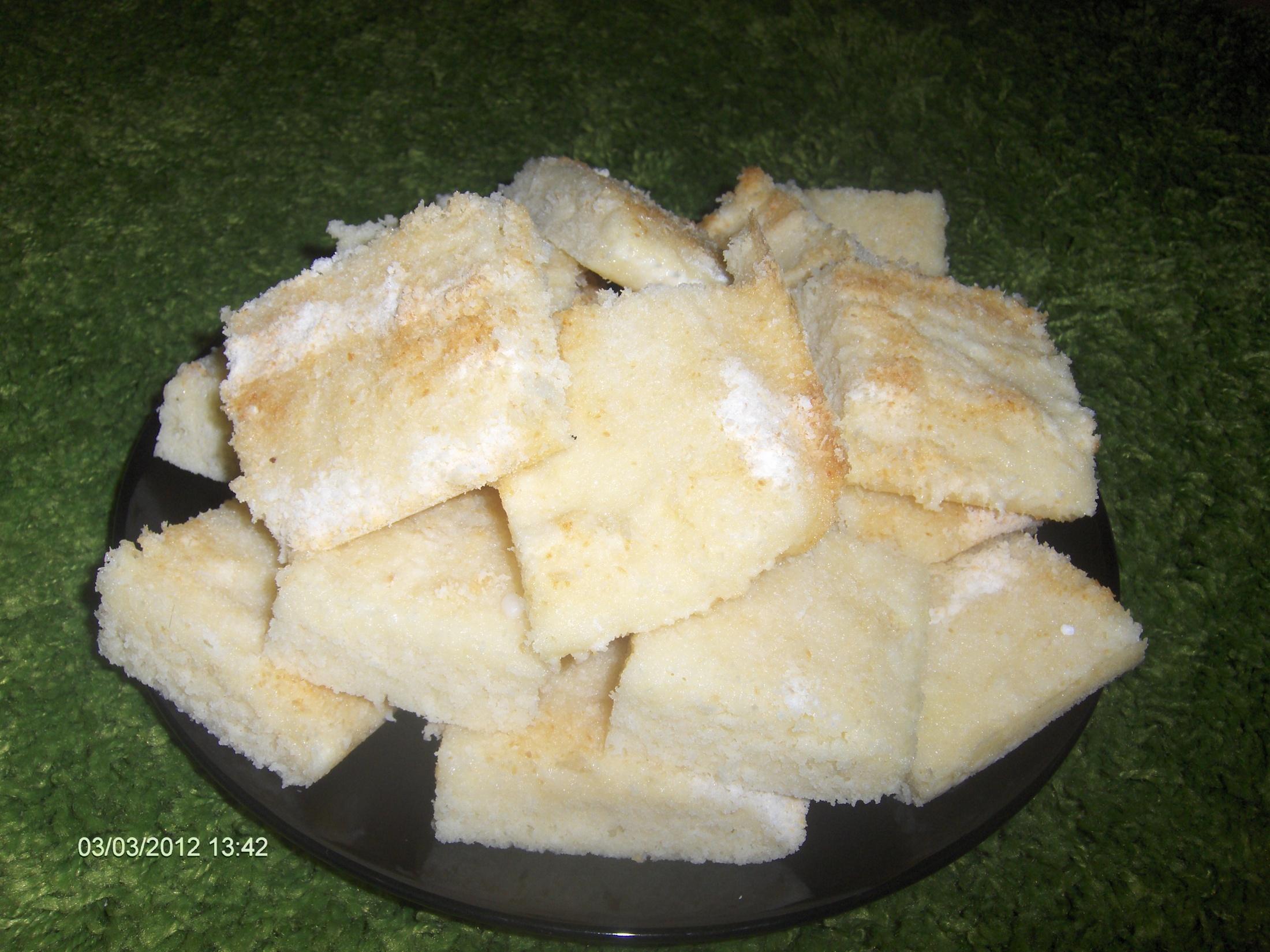 Recept Řezy Raffaello - Vynikající rychlá buchta!