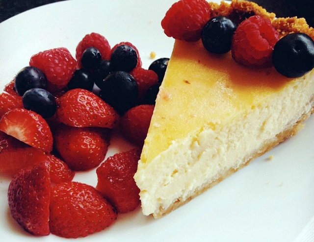 Recept Cheesecake  - Cheesecake