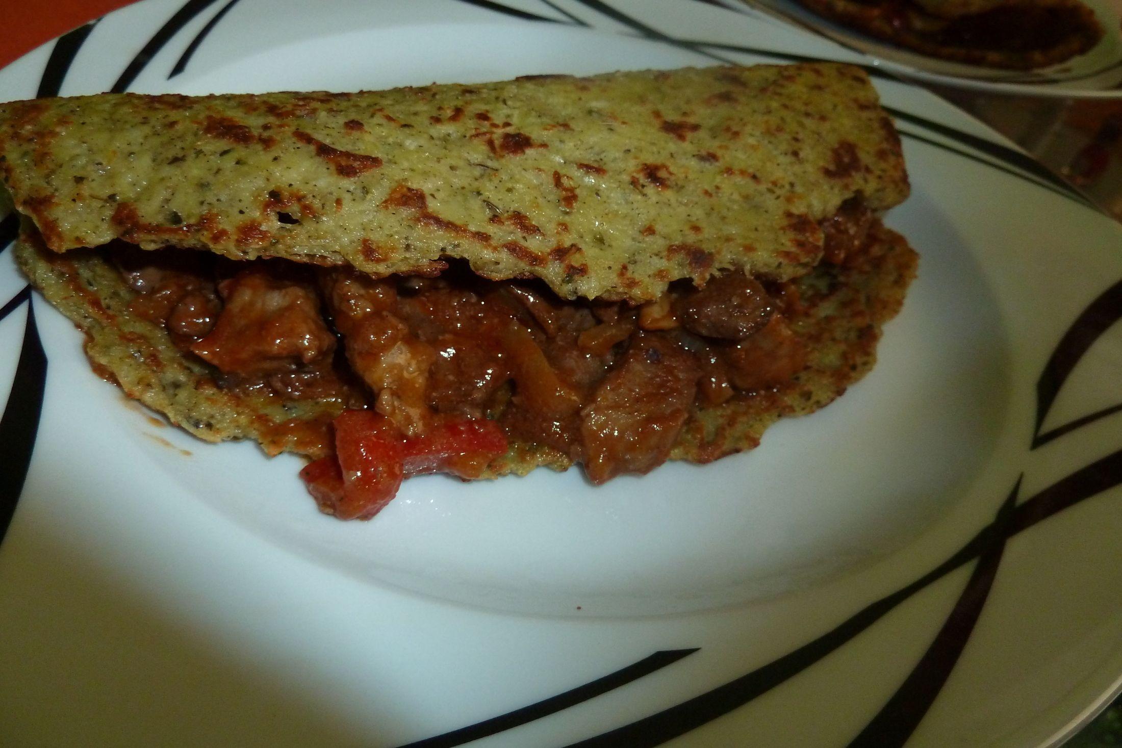 Recept Pikantní masová směs do bramboráku - Pikantní masová směs do bramboráku