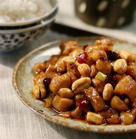 Fotografie receptu: Pravé kung-pao
