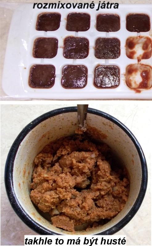 Recept Játrové knedlíčky do polévky -