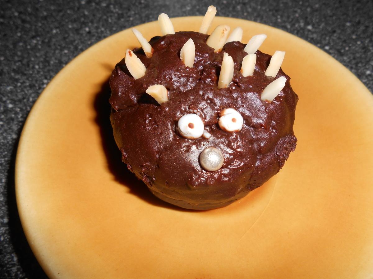 Muffinoví ježci
