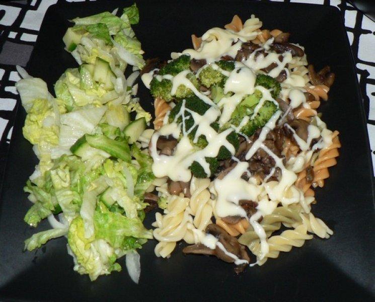 Recept Brokolice s bešamelem - Brokolice s bešamelem