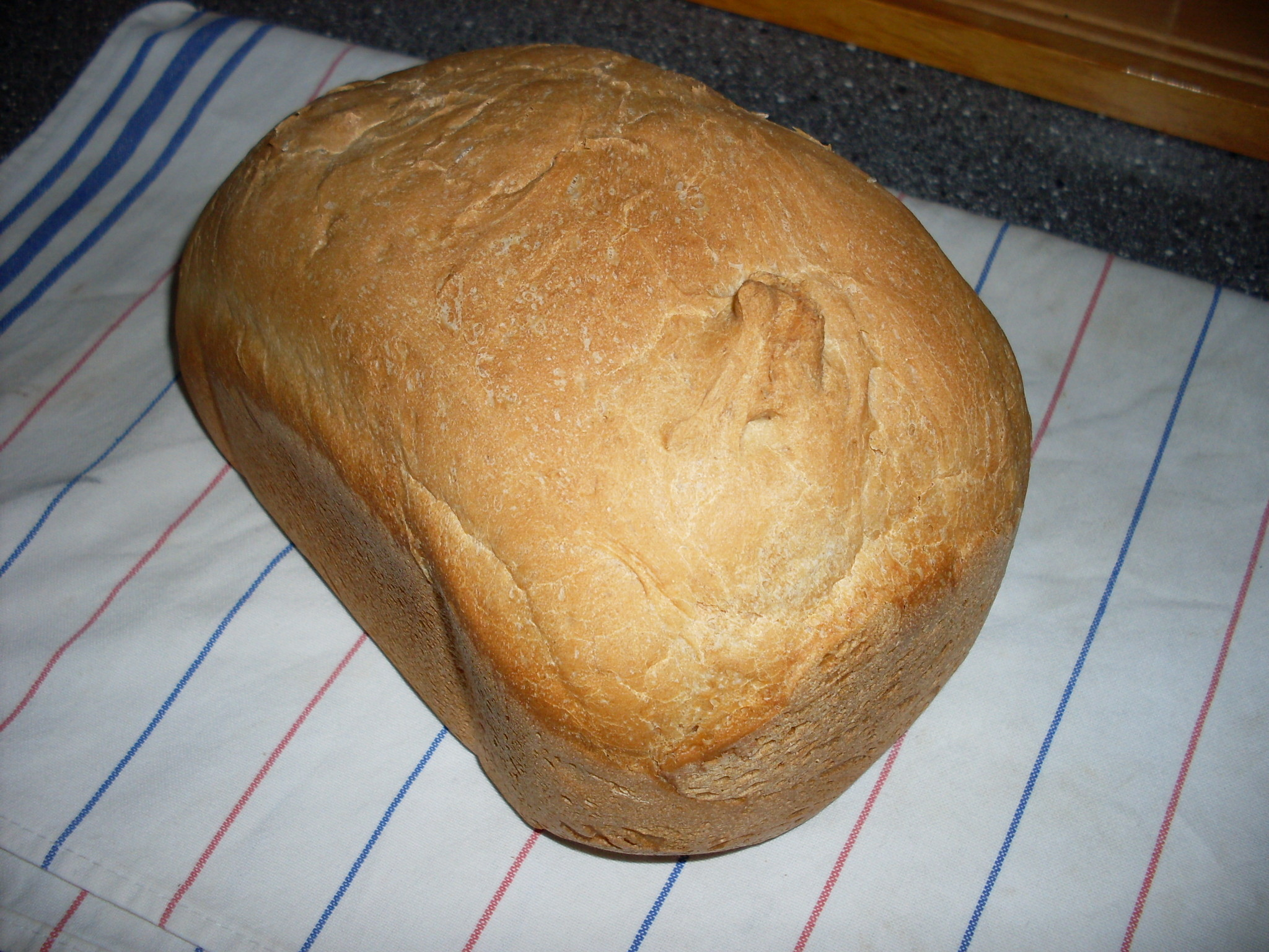 Fotografie receptu: Výborný chléb z domácí pekárny