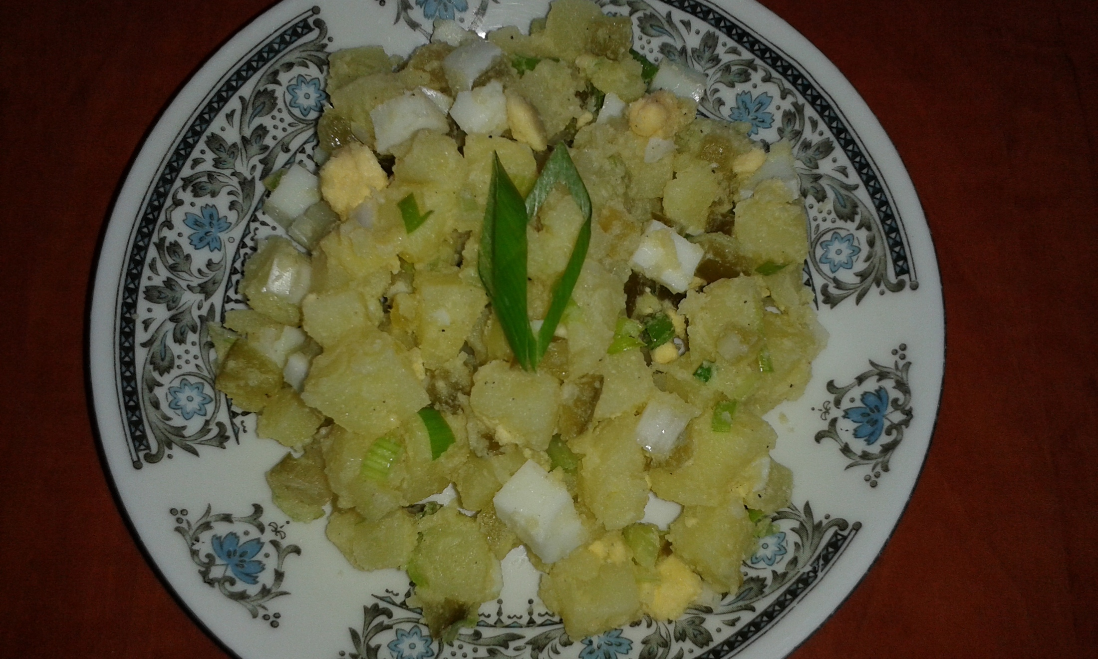Falešný bramborový salát