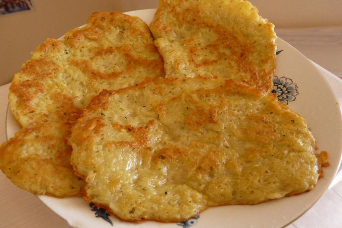 Recept Bramboráky - Jítina verze bramboráků