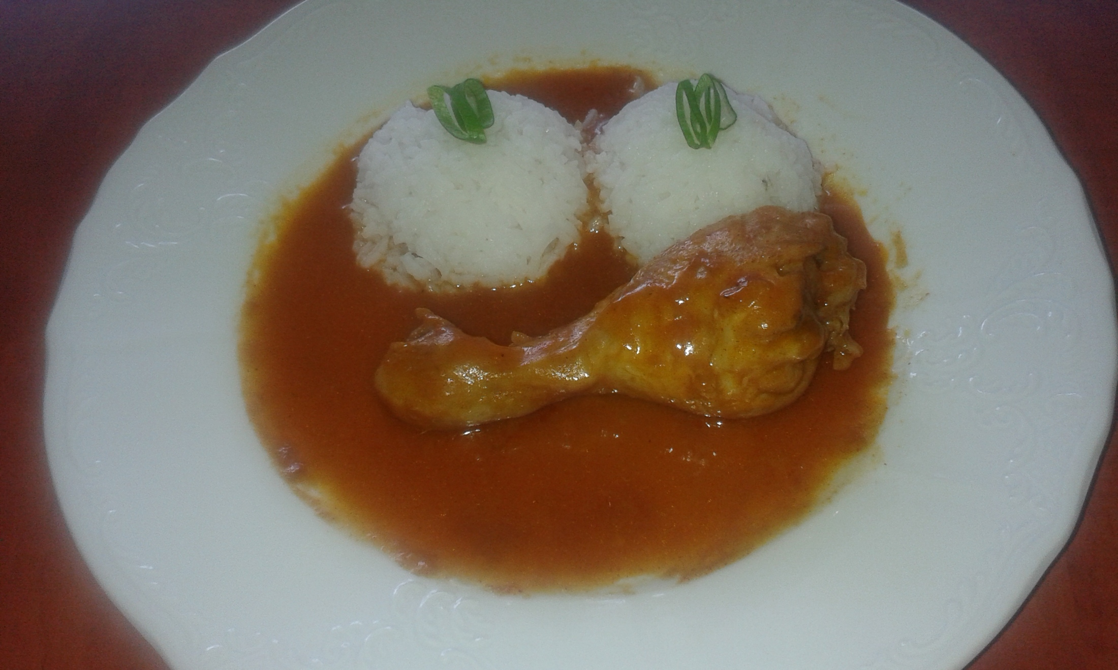 Maminčino kuře na paprice