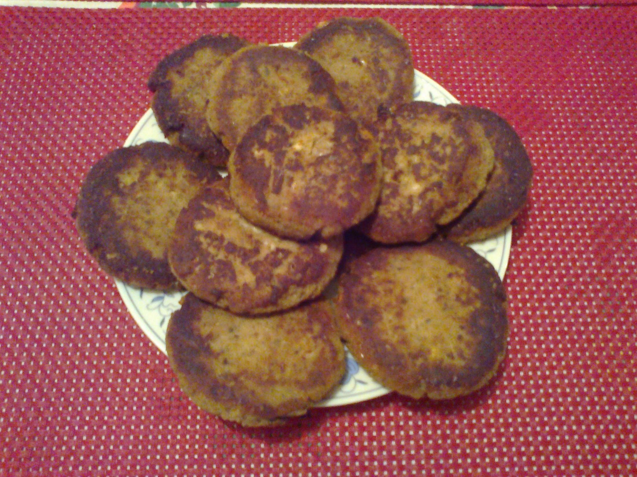 Recept Karbanátky z olejovek - A je hotovo.