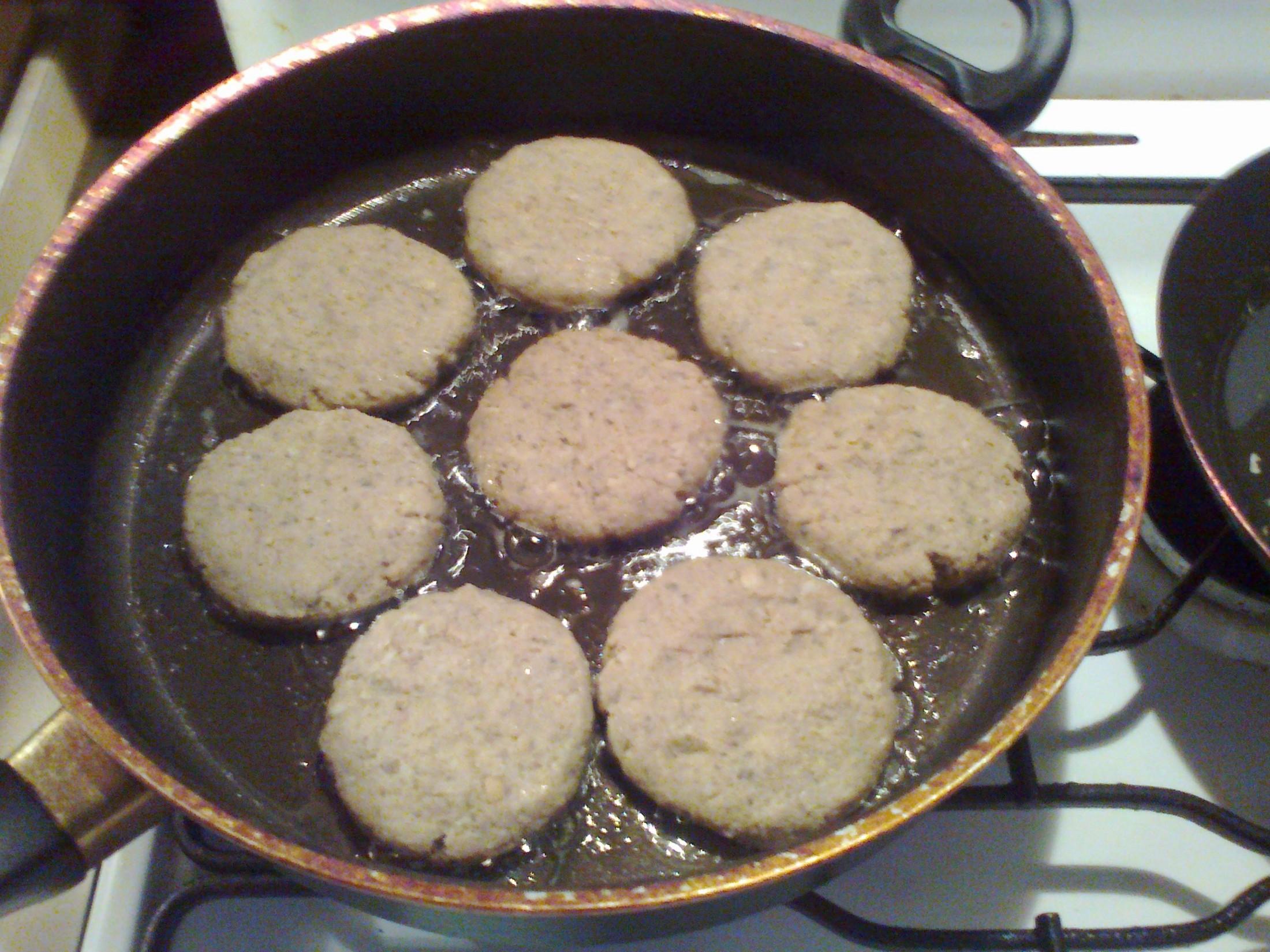 Fotografie receptu: Karbanátky z olejovek