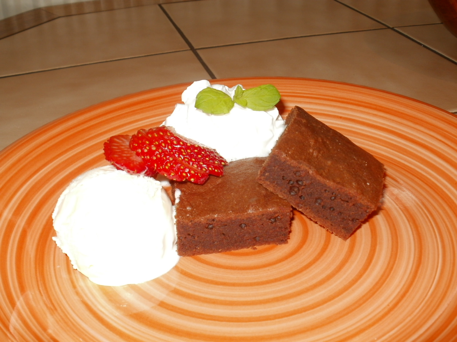 Recept Brownies - Brownies
