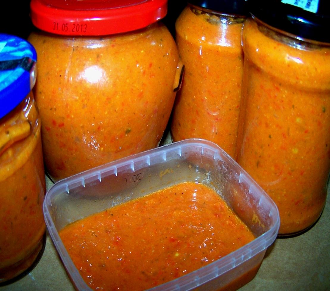 Fotografie receptu: Univerzální papriková směs