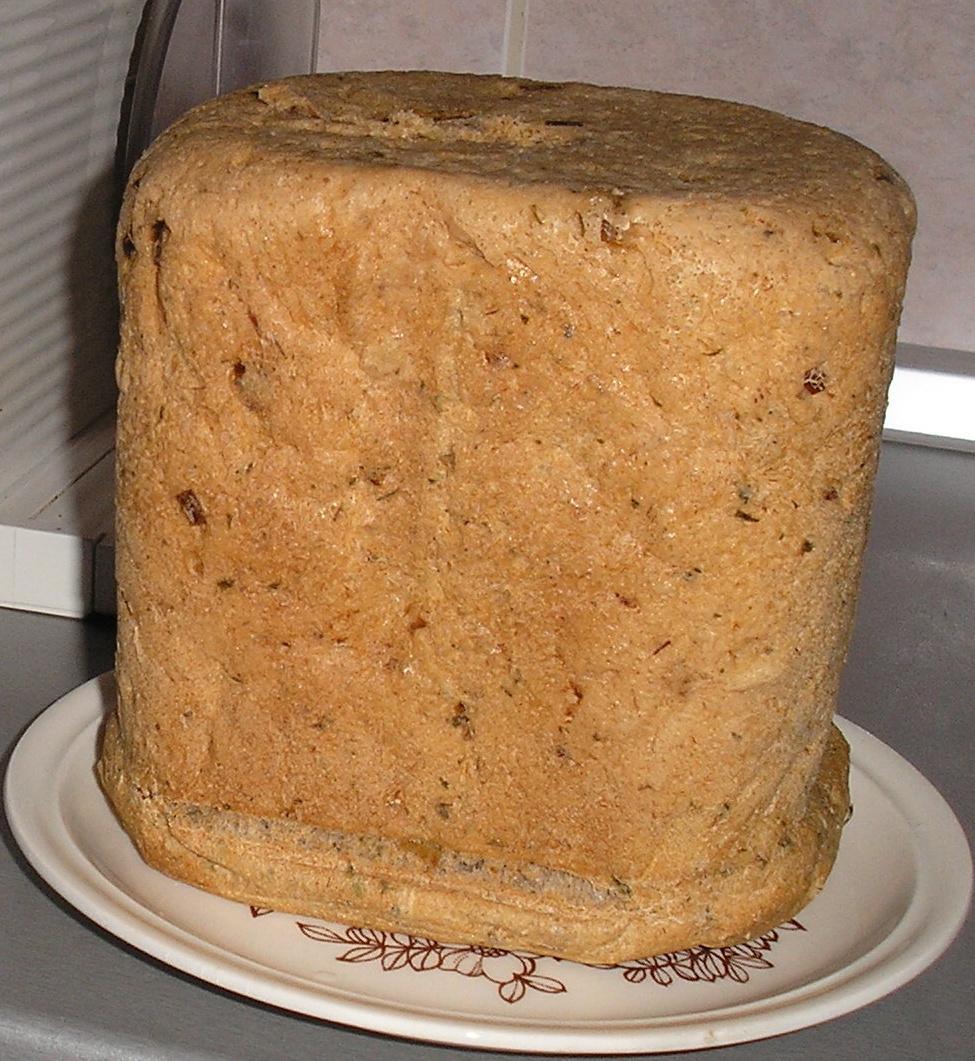 Pivní chléb se smaženou cibulkou