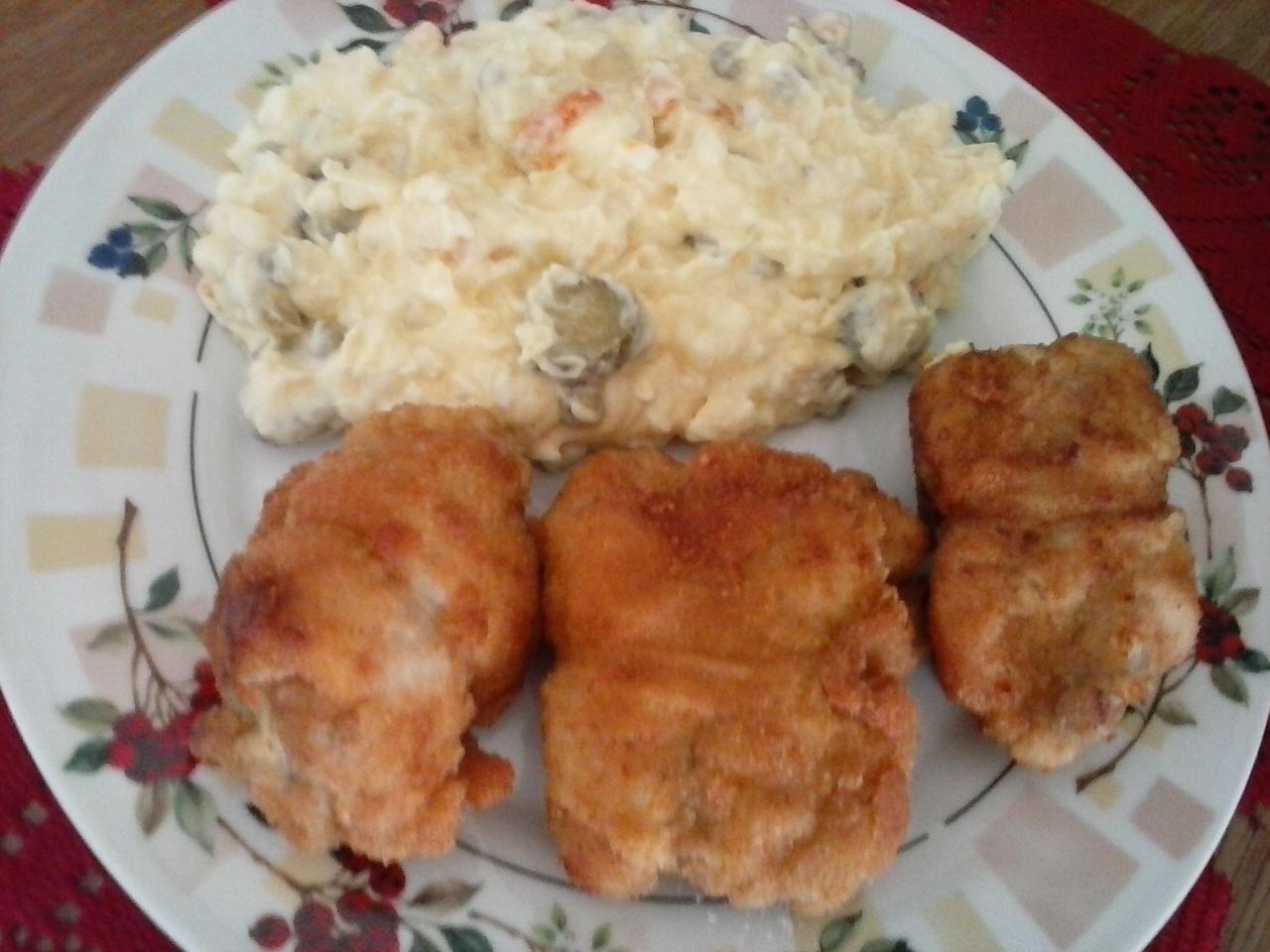 Recept Kuřecí závitek se špekem a šalvějí - Kuřecí závitek se špekem a šalvějí