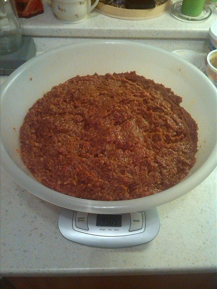 Fotografie receptu: Tatarský biftek Habunda
