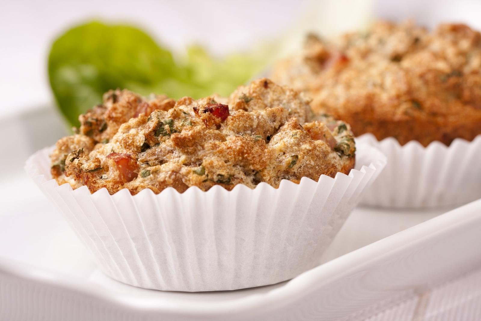 Nádivkové muffiny