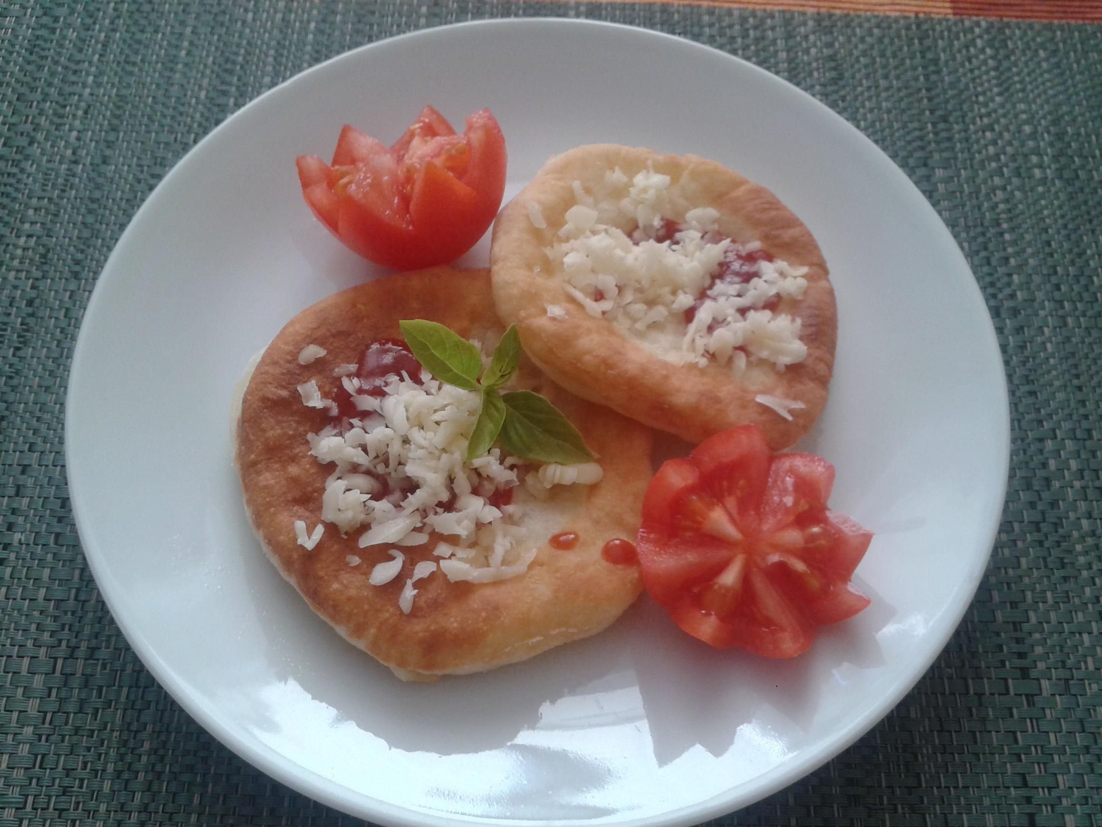 Recept Stánkové langoše - Super recept :)