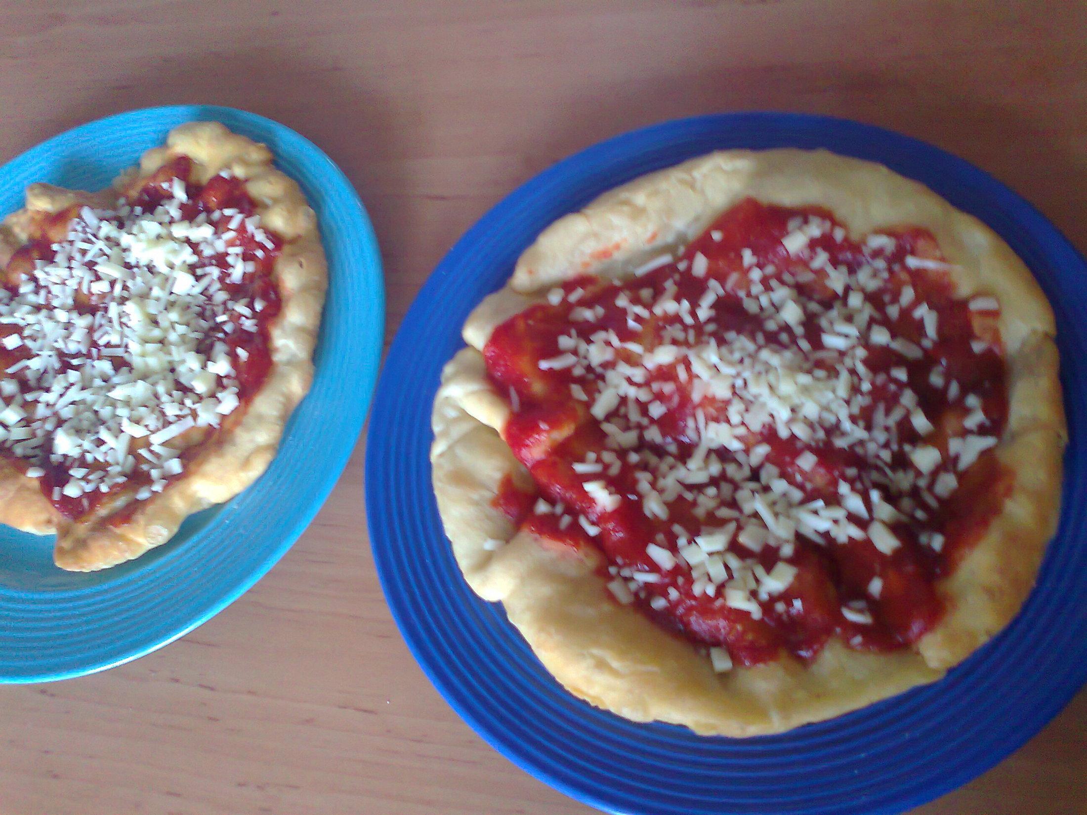Fotografie receptu: Maďarské langoše