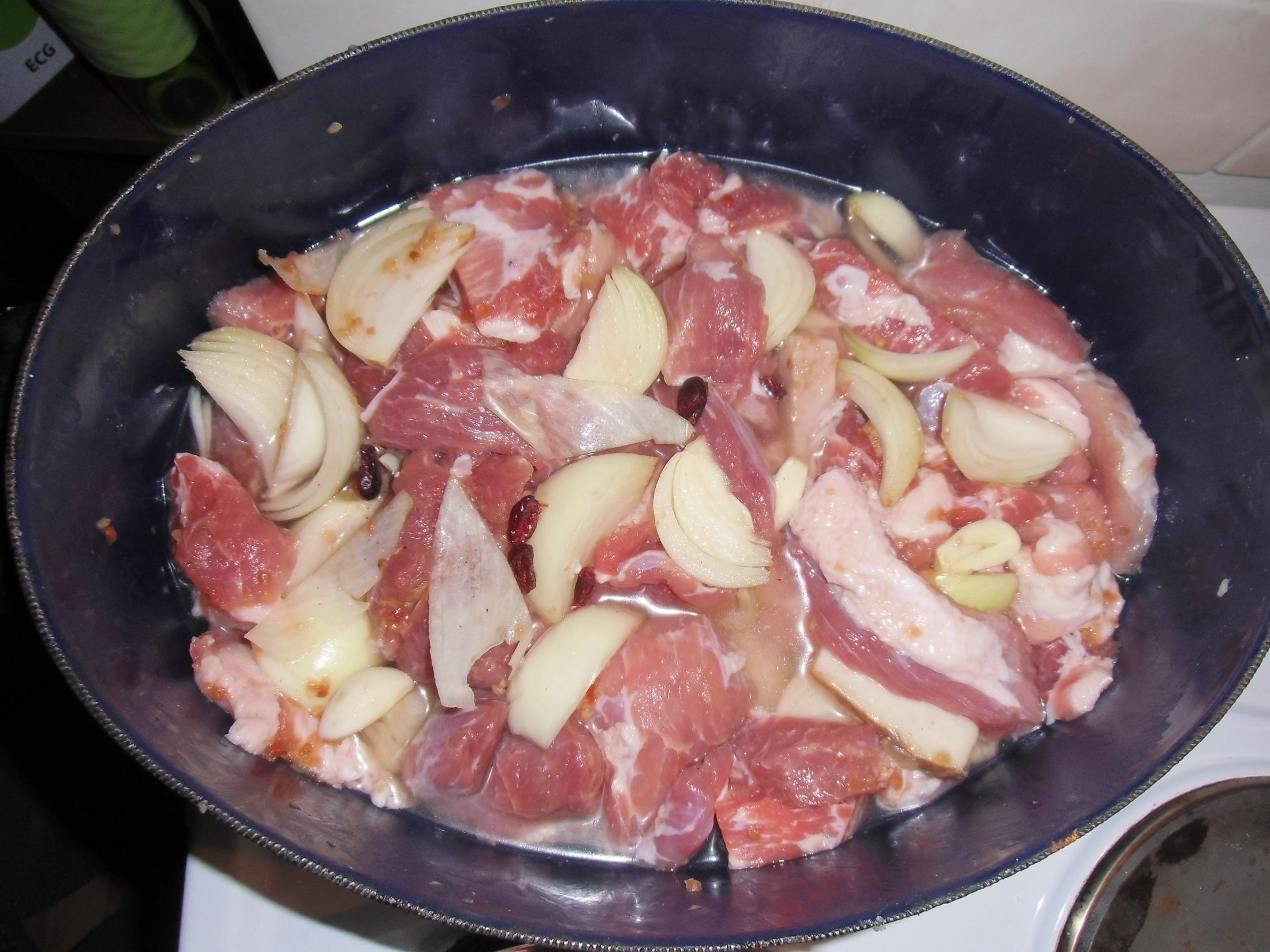 Recept Chutná játrová paštika - Vepřová plec