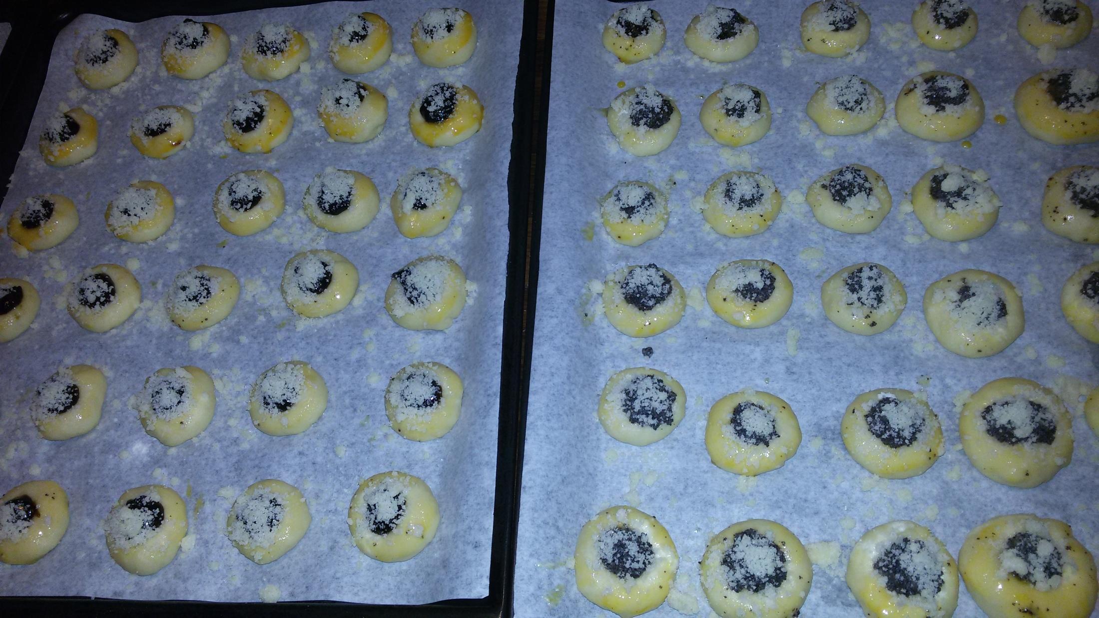 Recept Svatební koláčky - Svatební koláčky 2