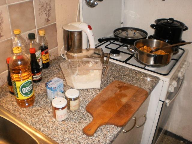 Recept Dušené lišky na paprice - Lišky jsou tam, tak podlít a vařit