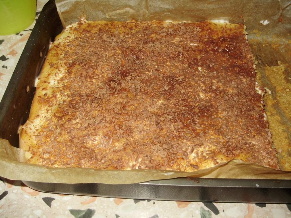 Recept Péřová buchta - Péřová buchta