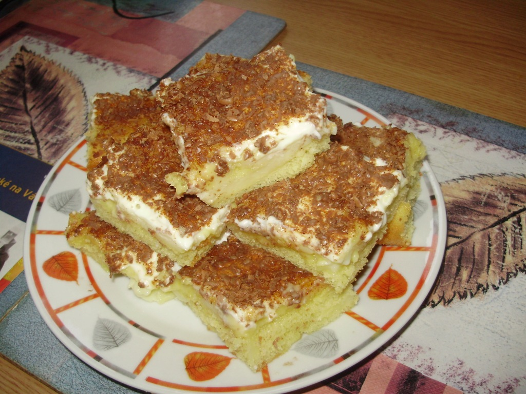 Fotografie receptu: Péřová buchta