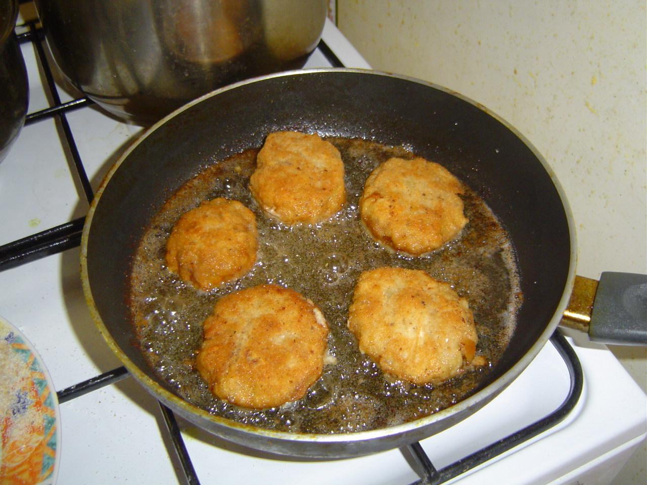 Recept Holandský řízek - Smažímeee holandský řízek