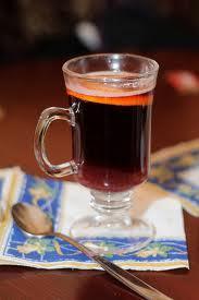 Svařené červené víno