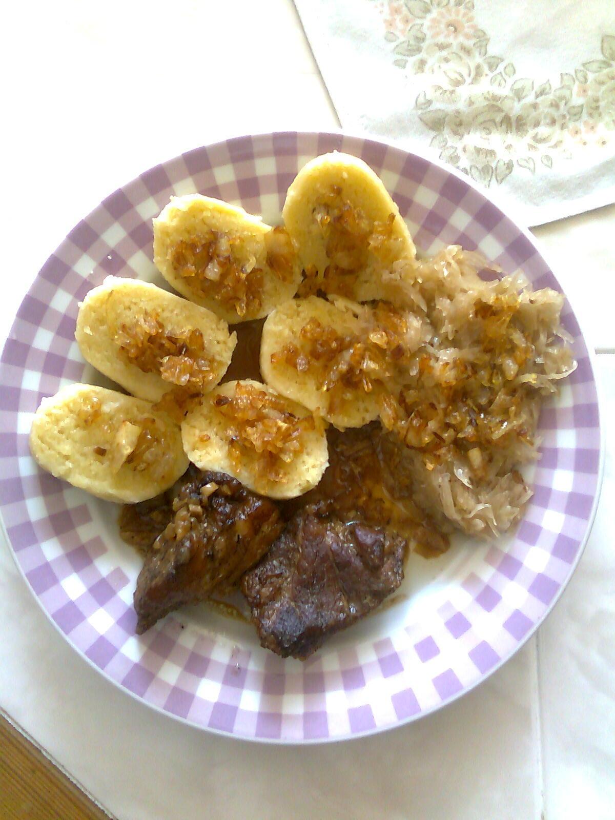 Fotografie receptu: Moravský vrabec