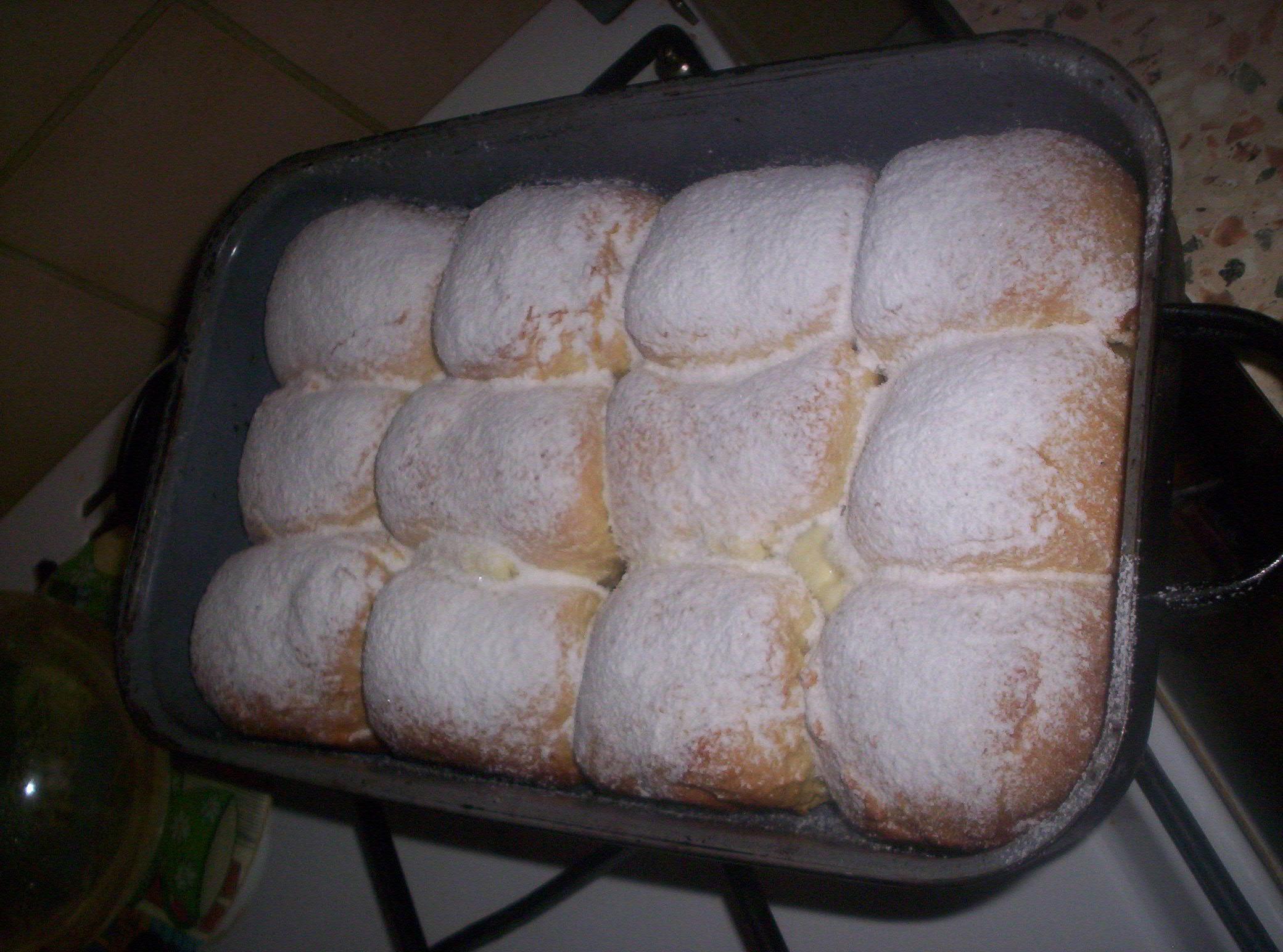 Recept Domácí buchty - Domácí buchty