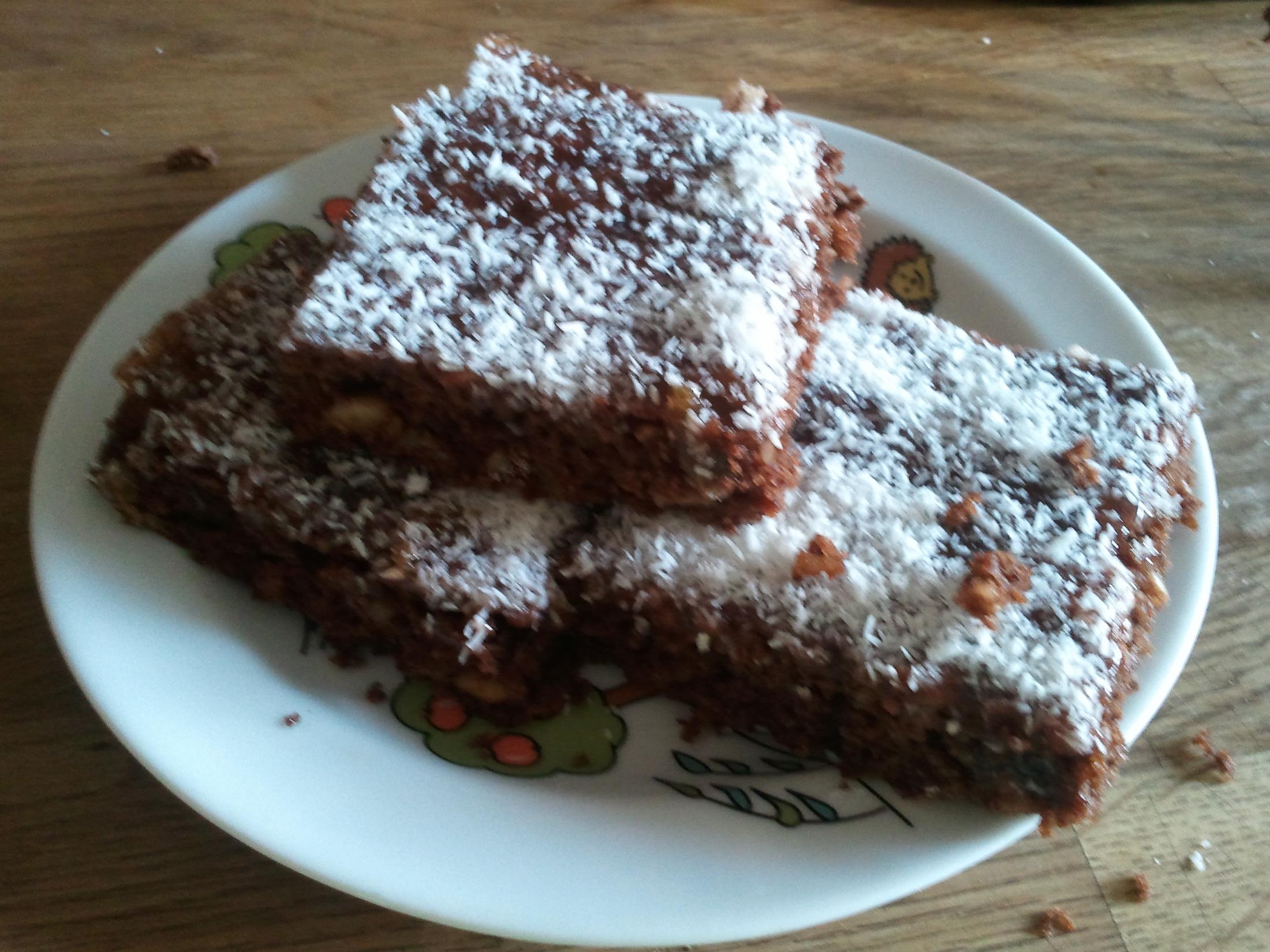 Fotografie receptu: Domácí perník