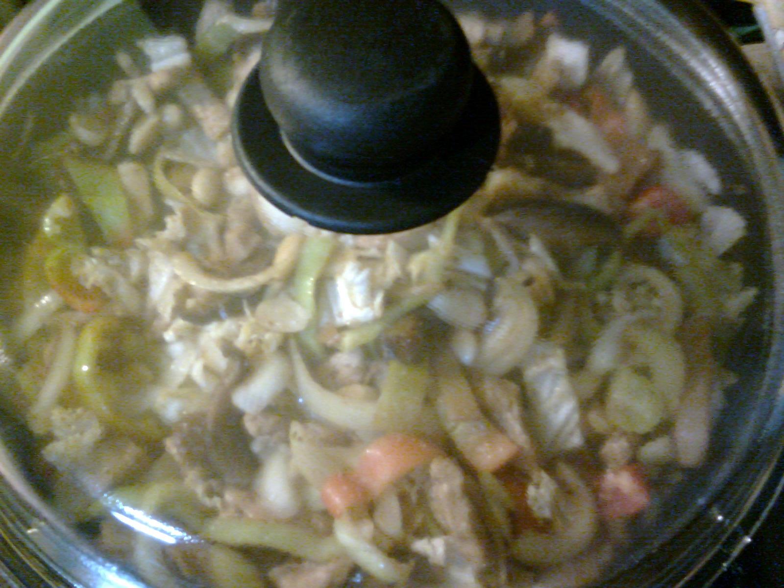 Recept Kuřecí čína se zeleninou - Kuřecí čína se zeleninou