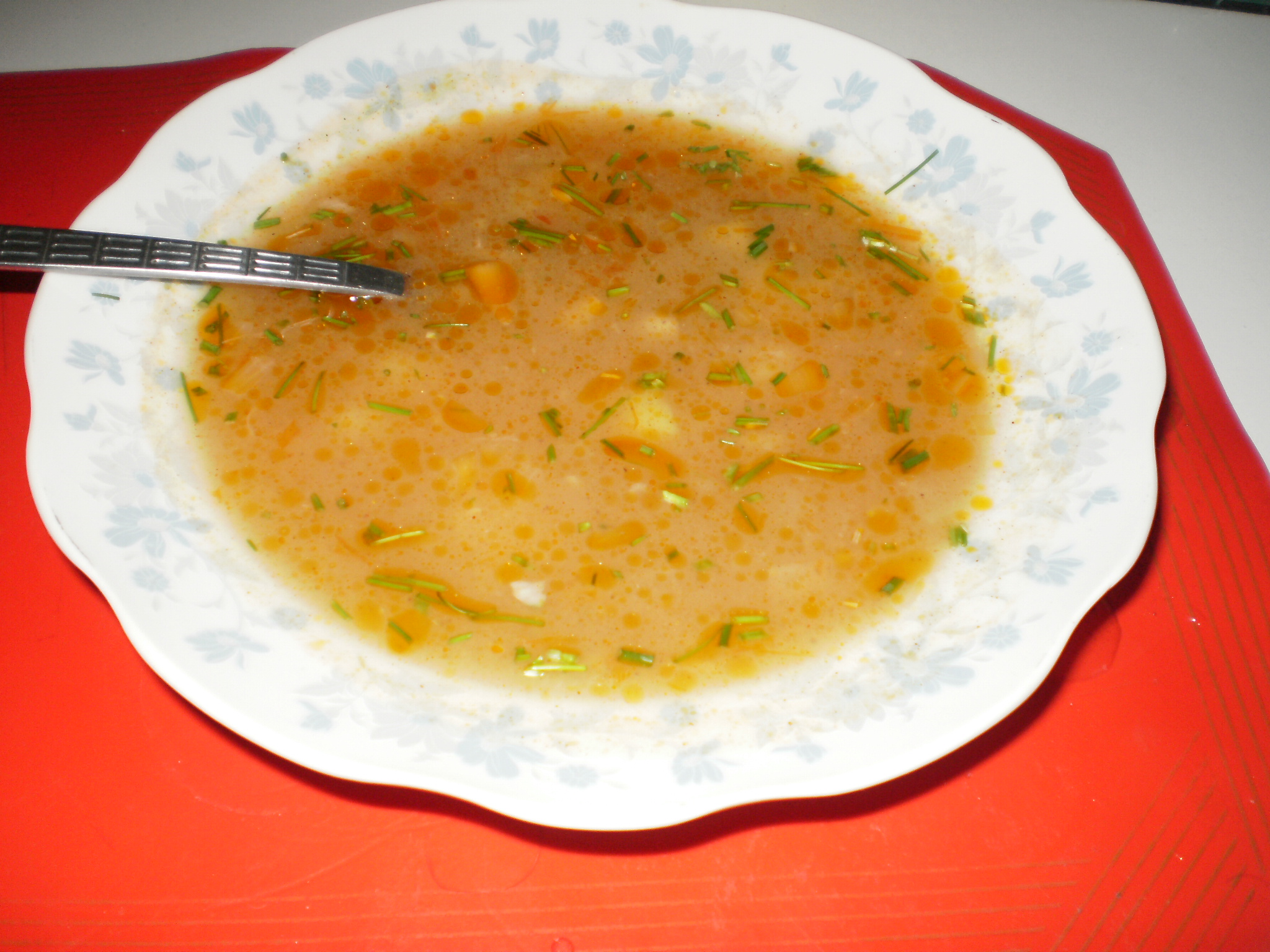 Fotografie receptu: Frankfurtská polévka 2